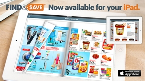 Get to Know Find&Save for iPad