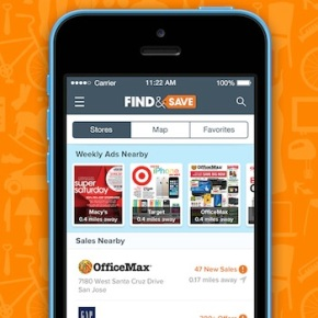 You + Find&Save for iPhone = Smart Shopper