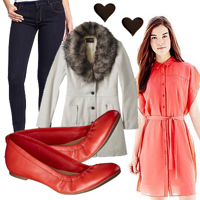 """Cozy Coral""  
