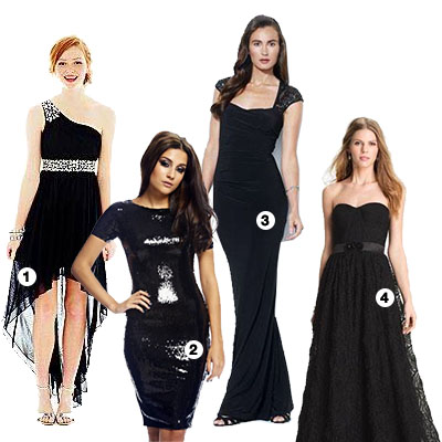 Black To Basics - Ultimate Prom Dress Guide