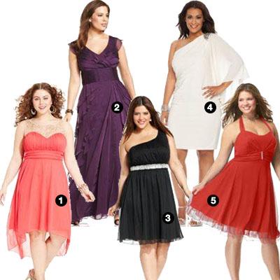 Cute & Curvy -   - Ultimate Prom Dress Guide