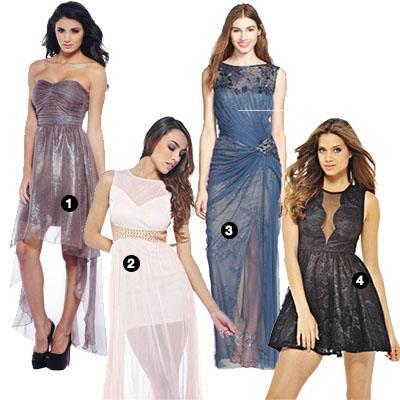 Sheer Delight  - Ultimate Prom Dress Guide