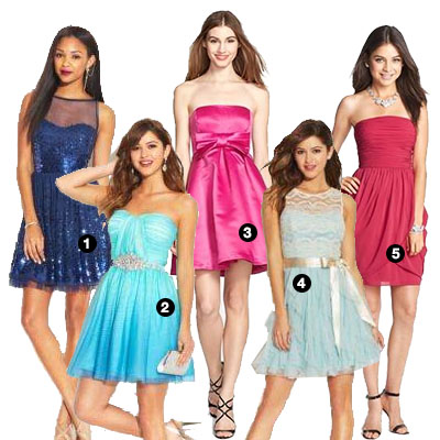Short & Sweet  - Ultimate Prom Dress Guide