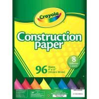 contruction paper