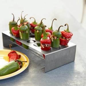 jalepeno pepper roaster