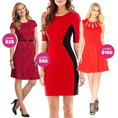 Finding the Perfect Valentine&39s Dress on any Budget  The Happy ...