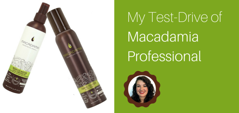 My Test-Drive of Macadamia Professional