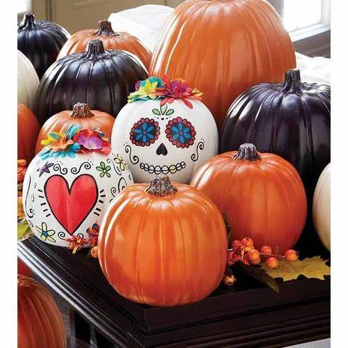 craft pumpkins