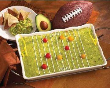 football of guac
